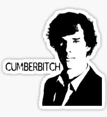 Cumberbitch (detail)  Sticker