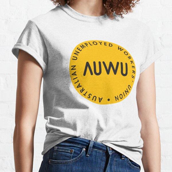 The Classic AUWU Dot Logo Classic T-Shirt