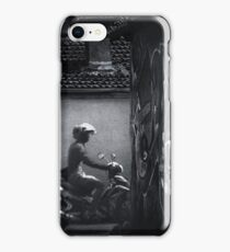Around Every Corner ... Bali  iPhone Case/Skin