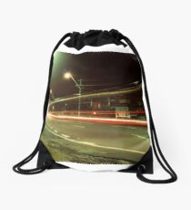190 Bus Drawstring Bag