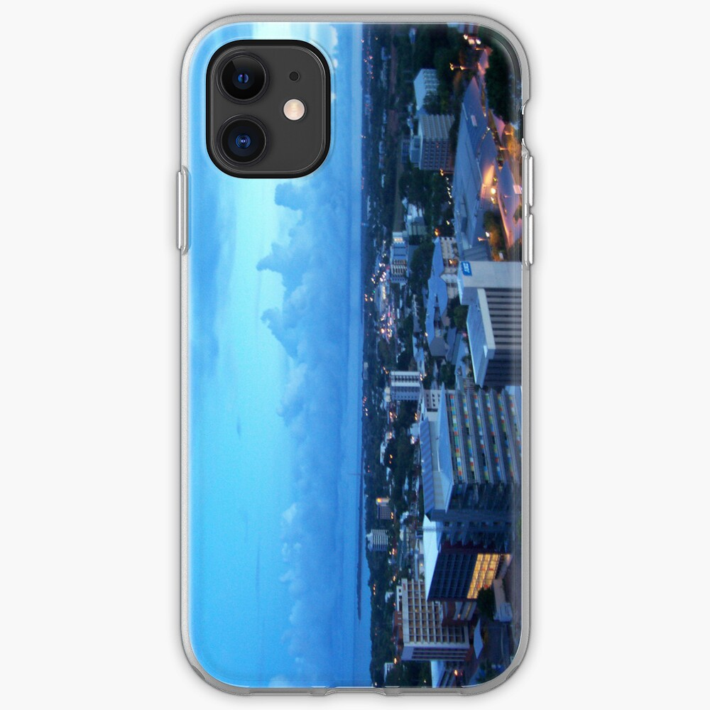 Darwin City iPhone Case & Cover