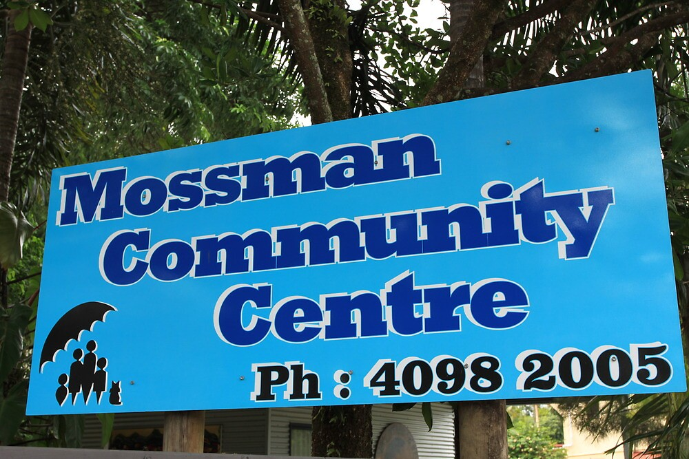 MCC - Mossman Community Centre by Mossman  Community Centre