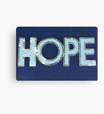 MCC Hope Canvas Print