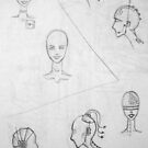 ELECTROHEADS- Concept Sketch by Aubrey Dunn