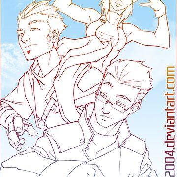 Skylark Trio by Whirlwind