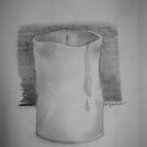 Inanimate Object- Drawing I by Aubrey Dunn