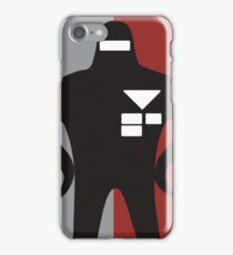 Earthbound Starman obey iPhone Case/Skin