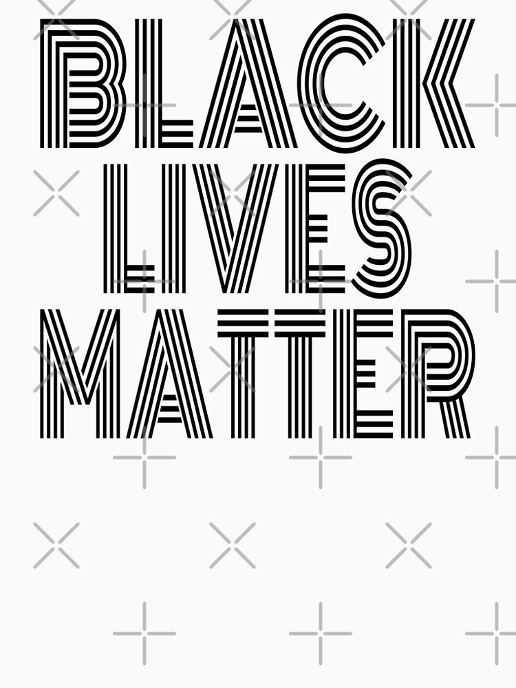 Black Lives Matter (Fight Injustice • Walk With Us Slogan • Forza Anonymous) by SassyClassyMe
