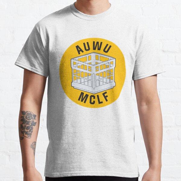 AUWU MCLF (yellow) Classic T-Shirt