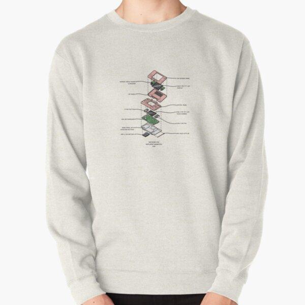 NINTENDO DS Pullover Sweatshirt
