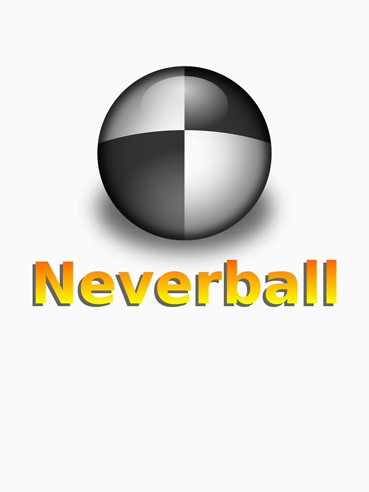 Nevershirt (Transparent Ball) by Cheeseness
