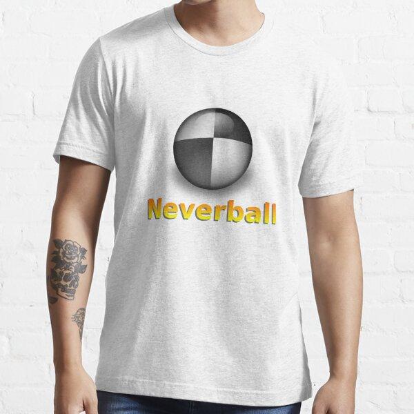 Nevershirt (Transparent Ball) Essential T-Shirt
