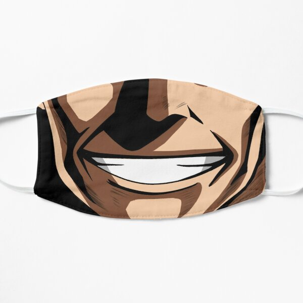 All might  Flat Mask