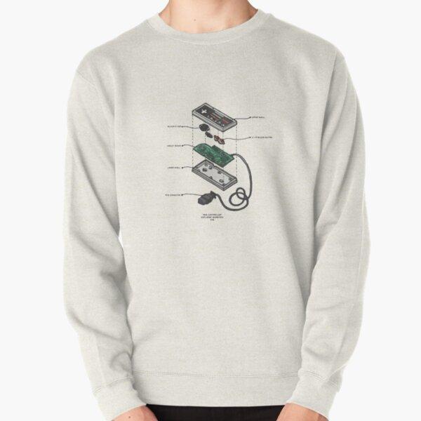 NES CONTROLLER Pullover Sweatshirt