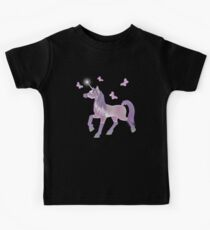 Lilic Unicorn and Butterflies Kids Clothes