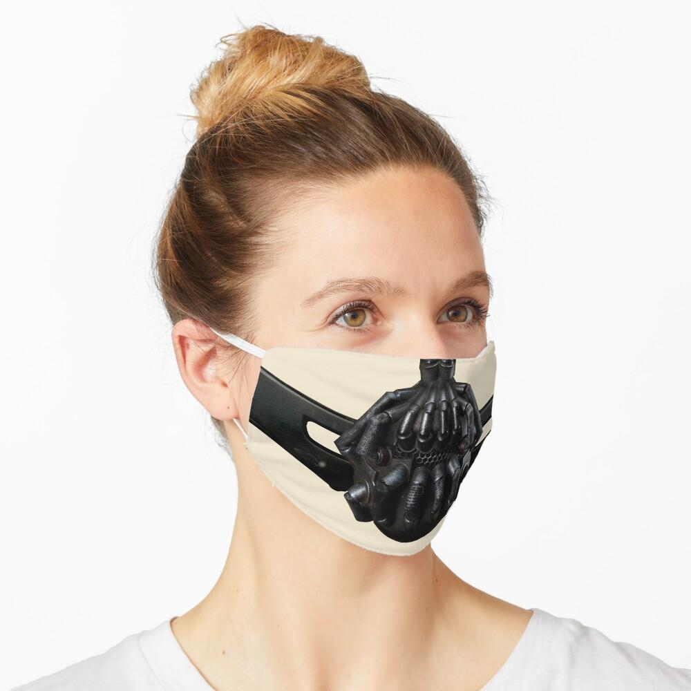 Bane's mask - skin 4 Mask