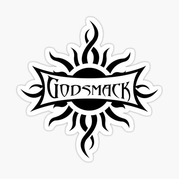 Godsmack Sticker