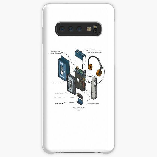 SONY WALKMAN Samsung Galaxy Snap Case