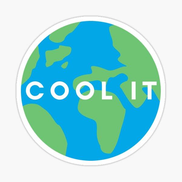 Cool It or Lose It Sticker