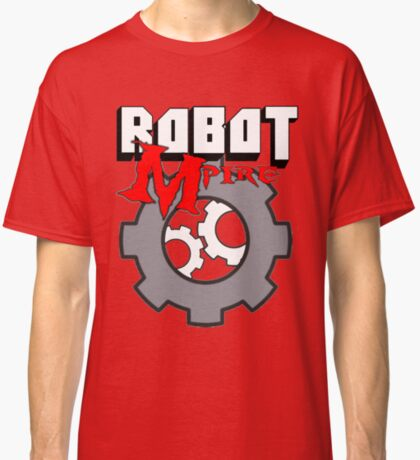 For Robot Classic T-Shirt