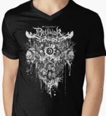 Dethklok Metalocalypse Shirt Men's V-Neck T-Shirt