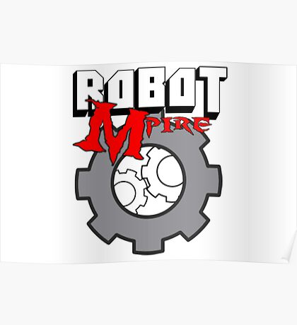 For Robot Poster