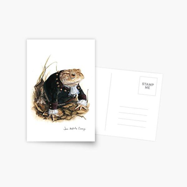 Mr. Toad Postcard