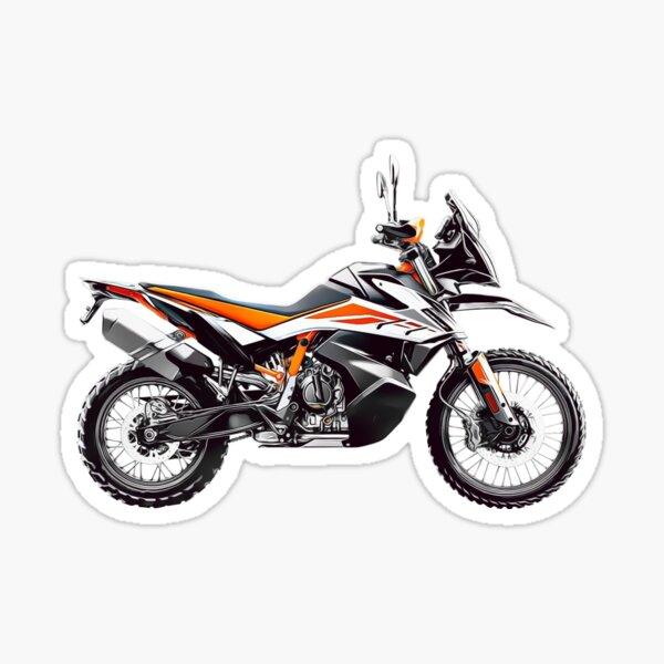 KTM 790 Sticker