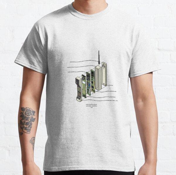 DYNATAC 8000X Classic T-Shirt