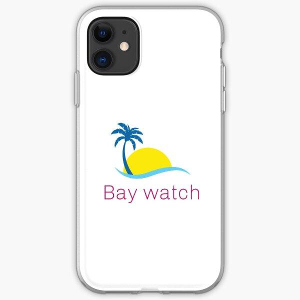 Bay watch iPhone Soft Case