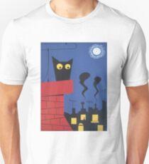 Bats in the burbs Unisex T-Shirt
