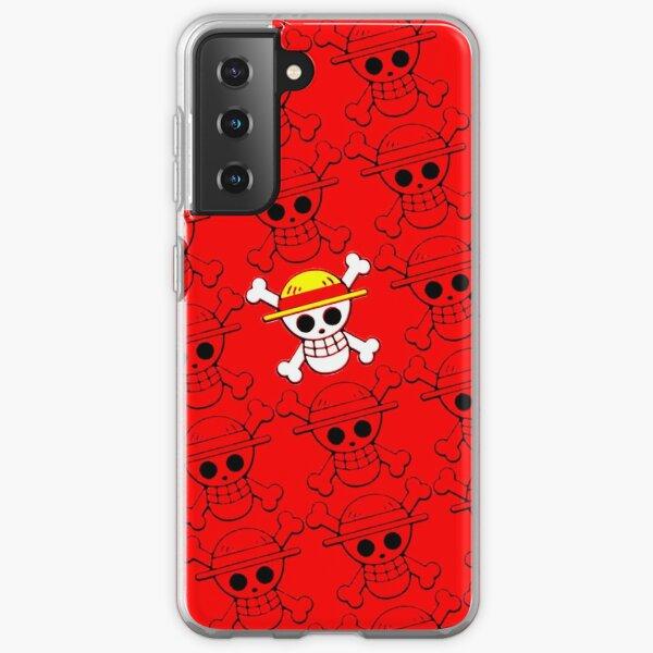 One Piece Coque souple Samsung Galaxy