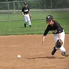 Grounder at second by Alex Call