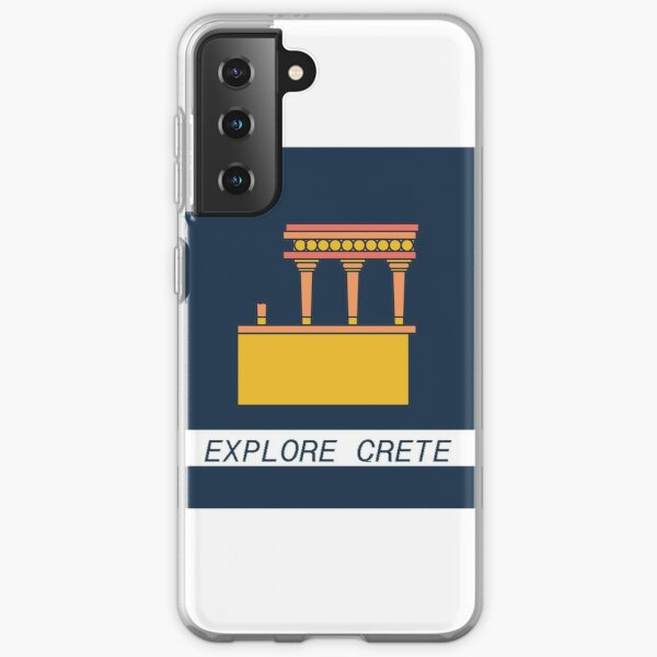 EXPLORE THE CRETAN CULTURE Samsung Galaxy Soft Case