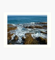 North Shore, Oahu Art Print