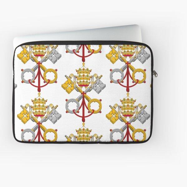 Papal Keys Laptop Sleeve