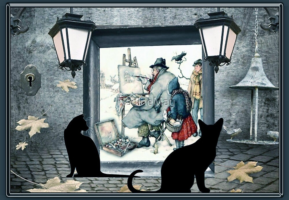 Product gifts with Anton Pieck by NadineMay