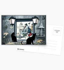 Product gifts with Anton Pieck Postcards