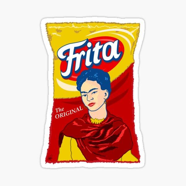 Frita Sticker