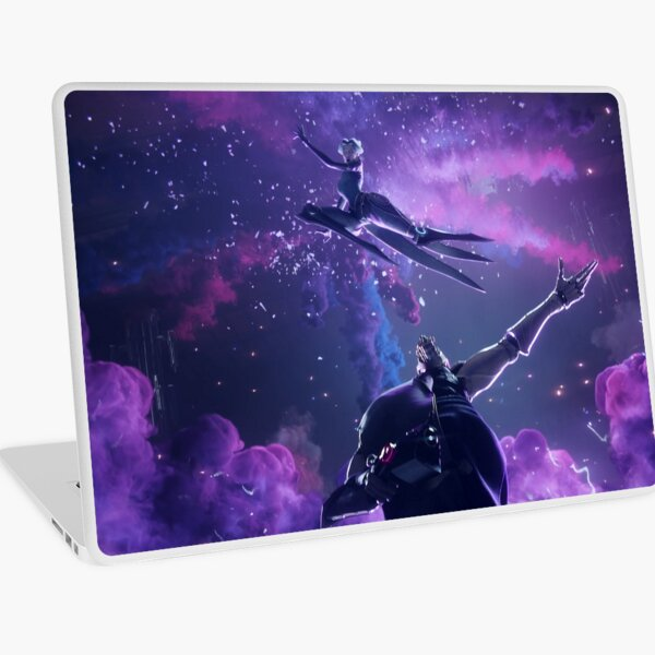 Jhin, Awaken Cinematic vers 5 Laptop Skin