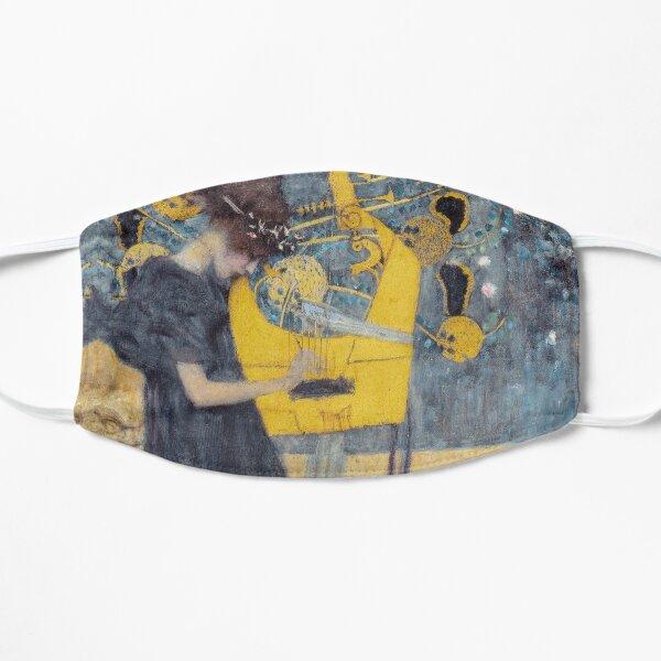 Gustav Klimt - Music Flat Mask