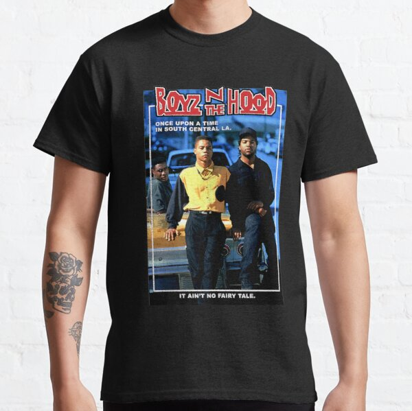 Boyz N The Hood Doughboy and Tre Once Upon A Time Classic T-Shirt