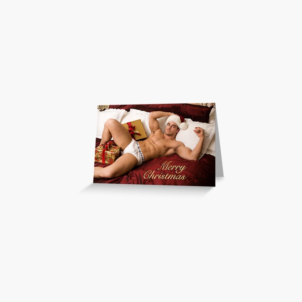 39267 Chris Rockway Christmas Greeting Card
