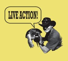 Turtle Man - Live Action #1