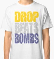 Drop Beats Not Bombs (Special Edition) Classic T-Shirt