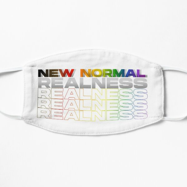 New Normal Realness Flat Mask