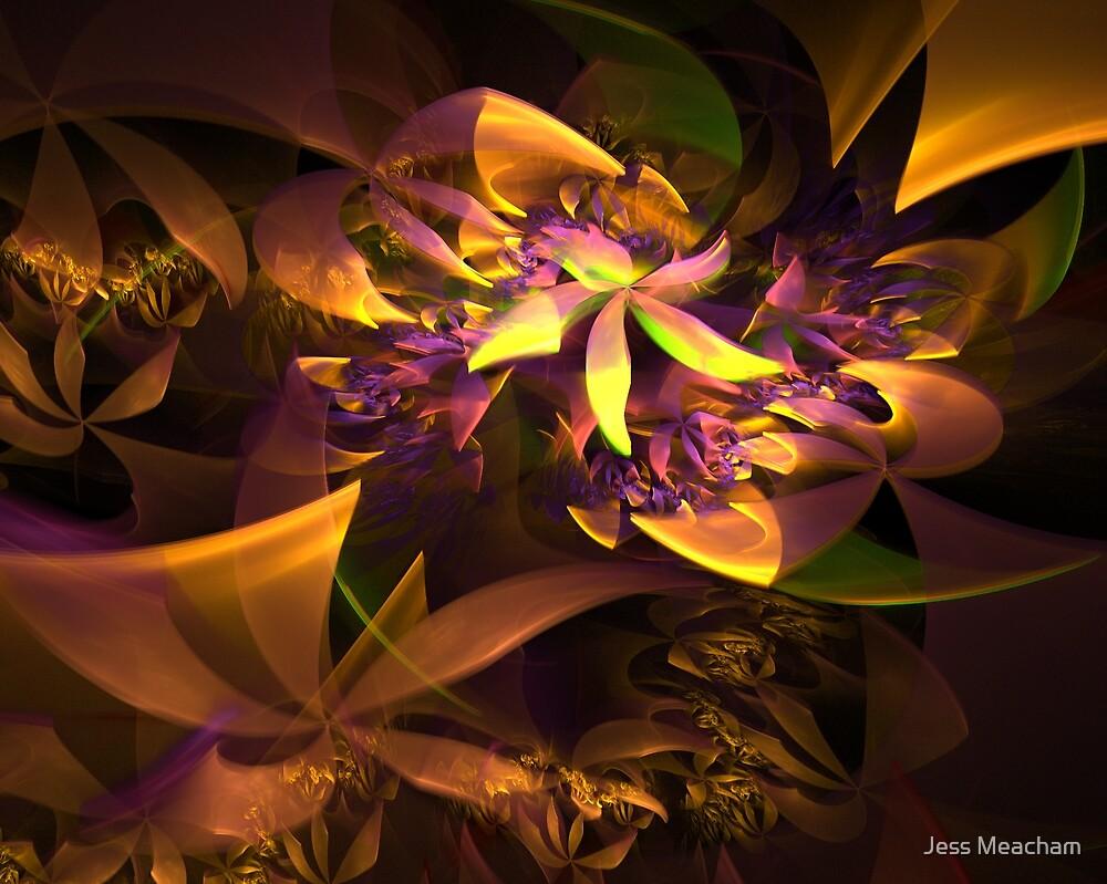 Flower Dream by Jess Meacham
