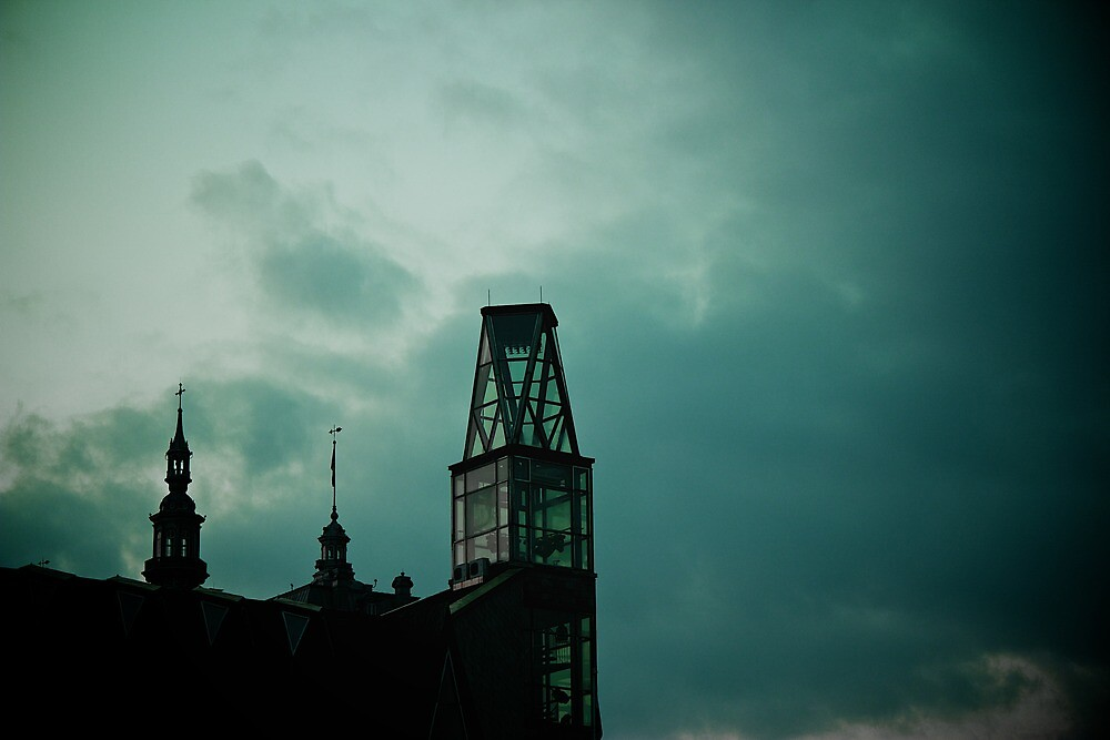 Bell tower evolution by Pierre-Etienne Vachon