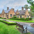 Gardeners Lodge & Garden by Michael Matthews
