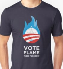 Flame for Fuhrer Unisex T-Shirt